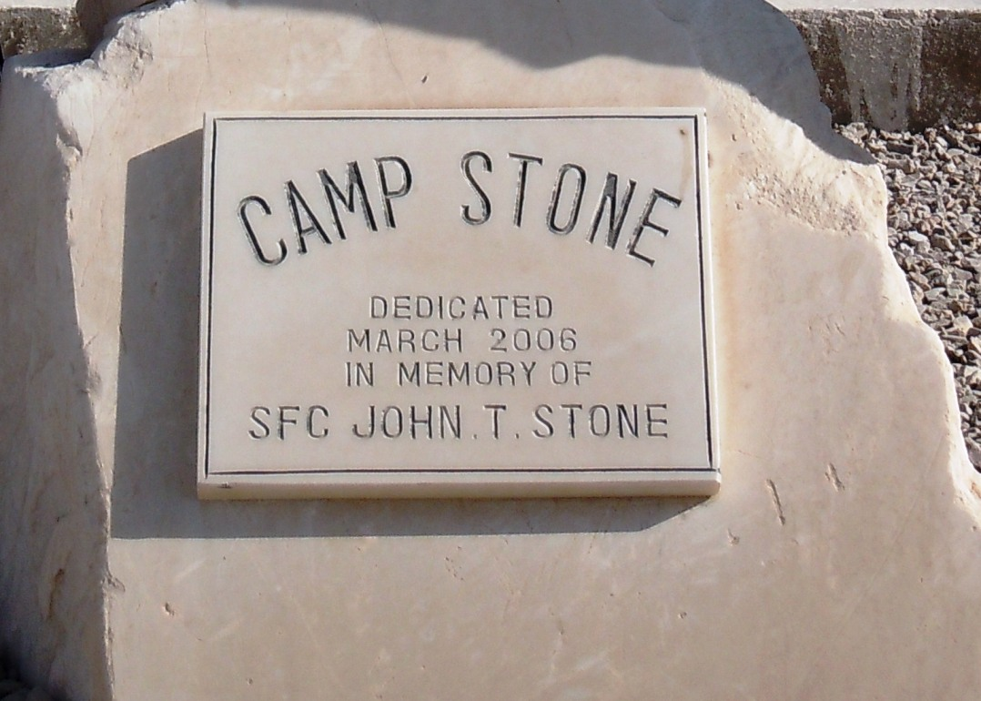 Camp Stone The Sand Castle