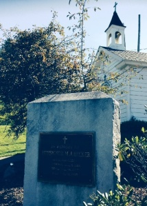 Decker Chapel and Marker